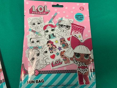 LOL surprise bag