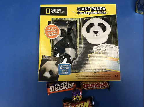 Make your own Panda set