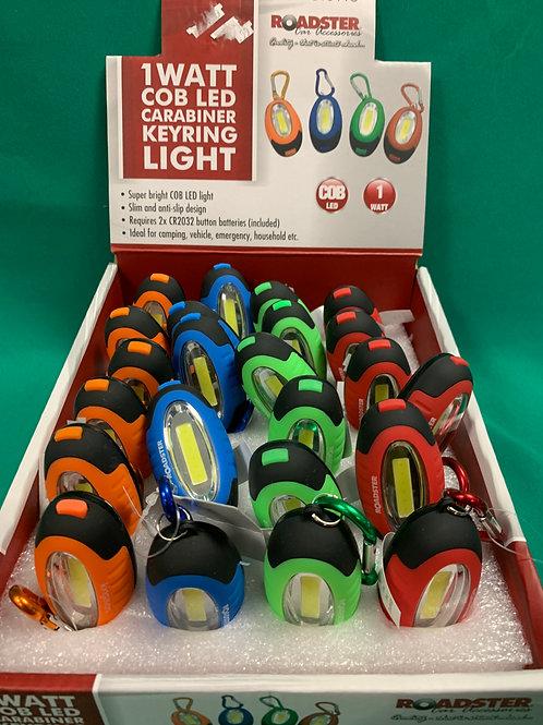 1321 1 Watt Keyring LED Light