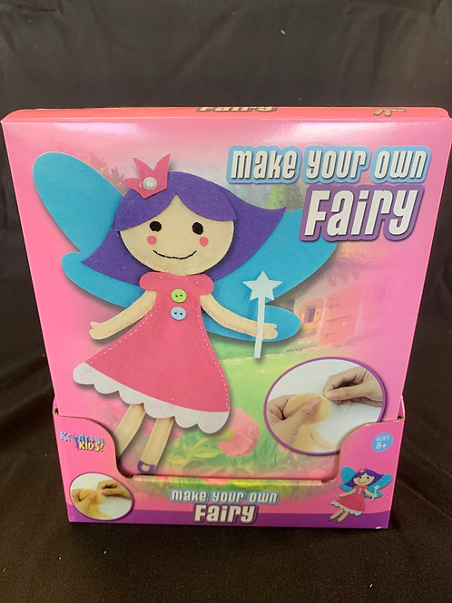 1178 Make your own Fairy children's sewing kit