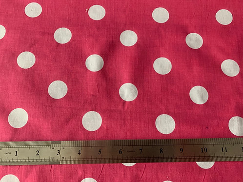 1113 Large white spot on pink