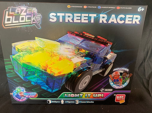 1192 Lazer Blocks Street Racers