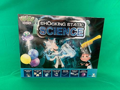 1242 Shocking Static Science Kit