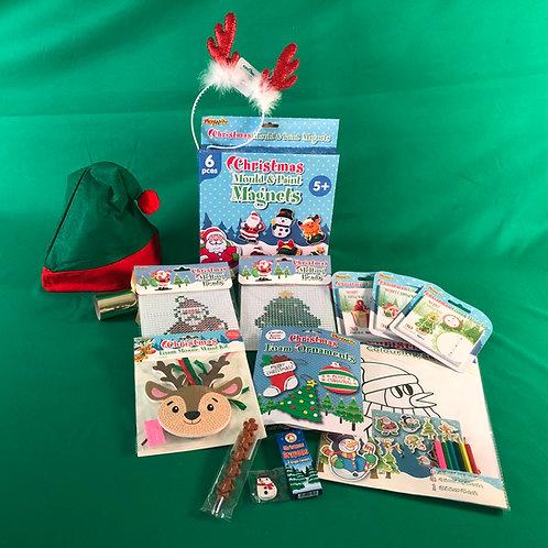 1319 Christmas Craft Set