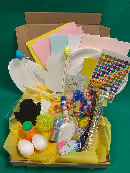 1546 Easter Craft Pack for Under 5s