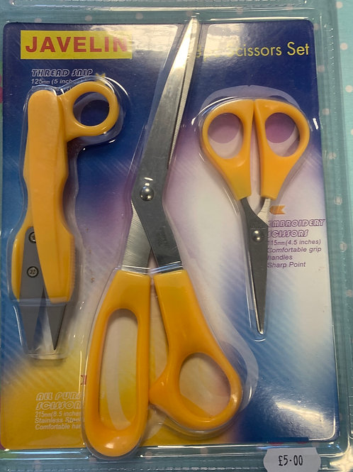 Javelin scissors and snips