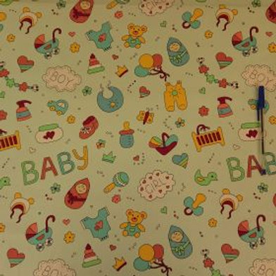 1634 Baby Love - 100% Cotton