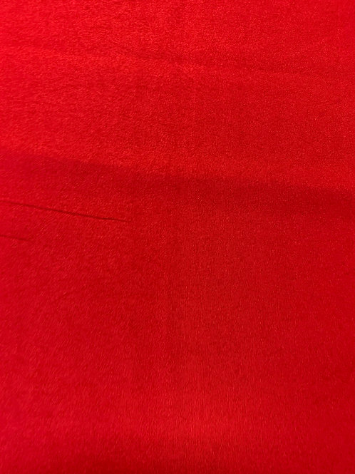 1149 Red Polyester fabric