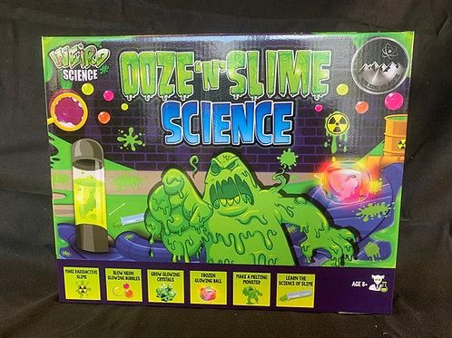 1162 Ooze 'n' Slime Science