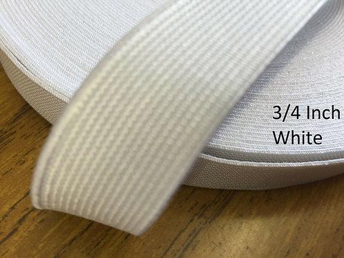 1445  - 19mm or 25mm White elastic.
