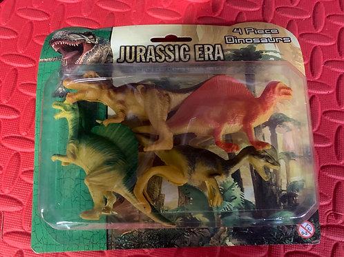 Dinosaur playset