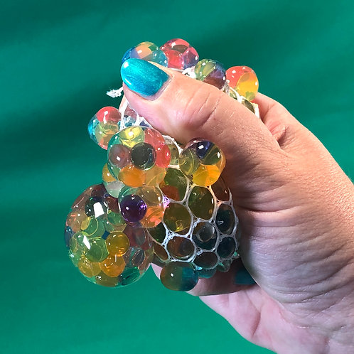 1252 Mesh Squeeze Ball