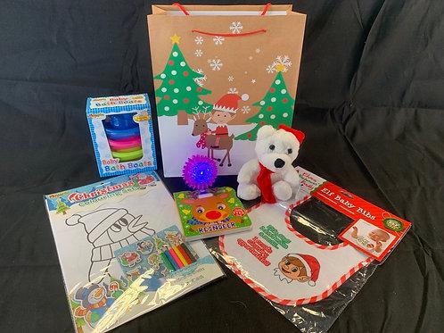 Babies & Toddler Elf activity set