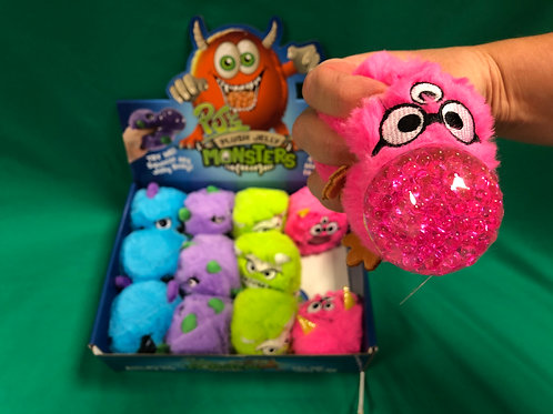 1302 Plush Jelly Monsters