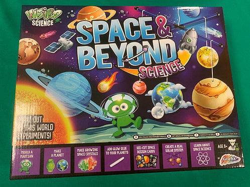 Space and Beyond science set