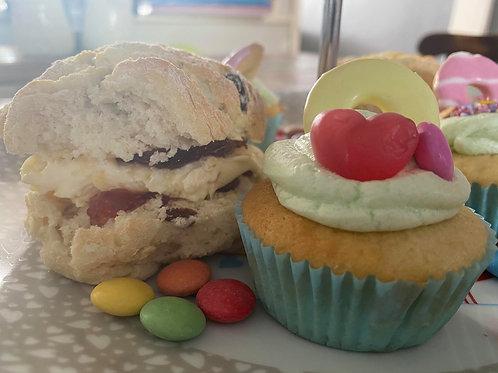Cupcake and Scone Baking kits