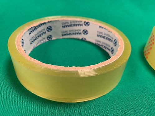 1316 25mm Clear tape