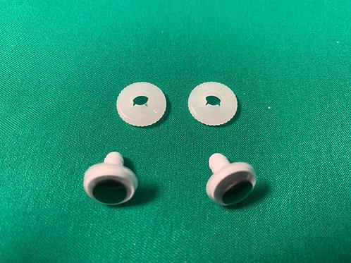 12mm Safety Googlie eyes