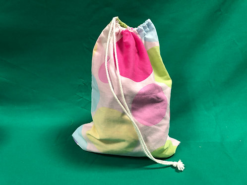 1548 Instructions for Drawstring Bag with Cord