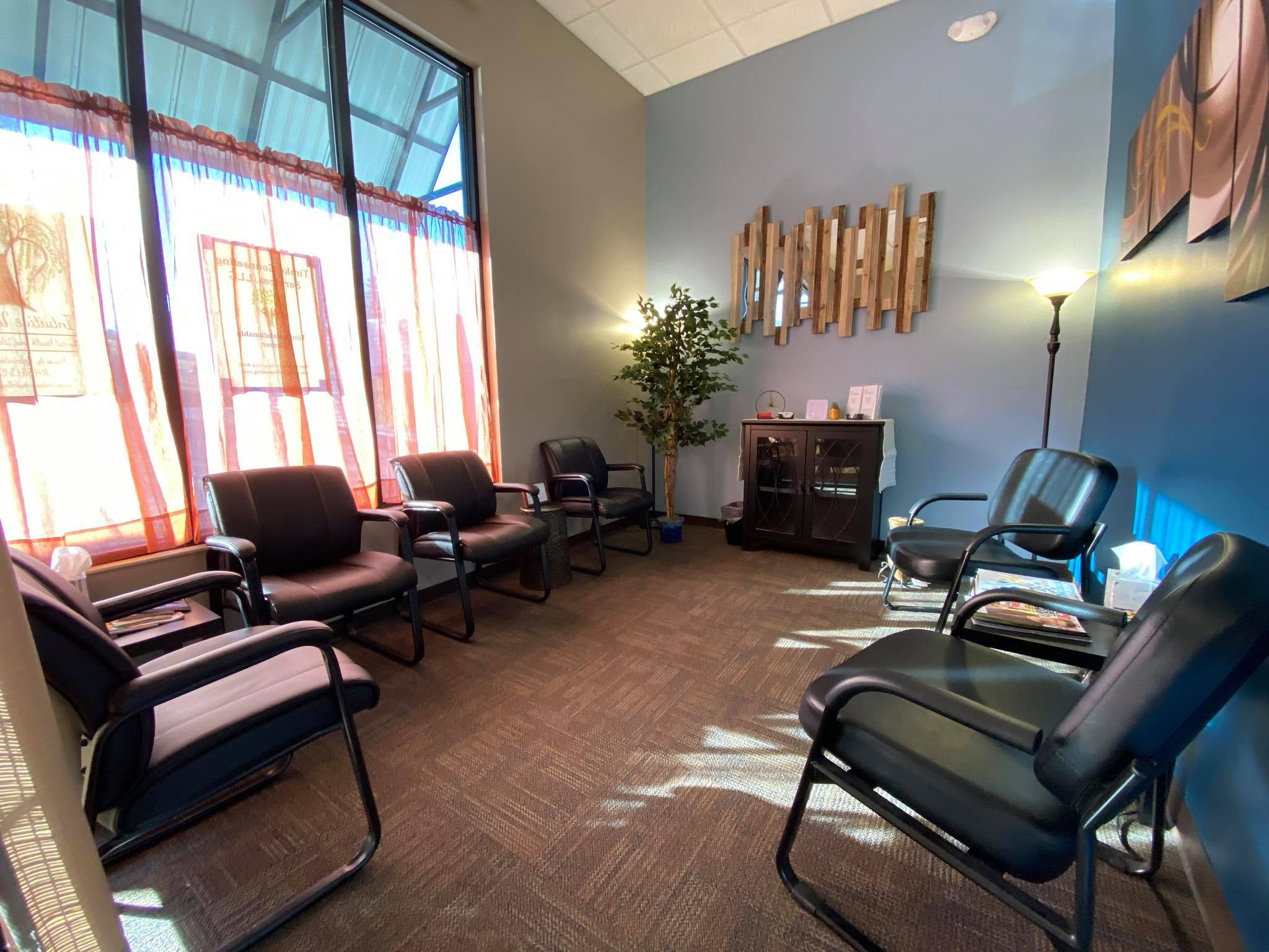 Intuitive Wellness Waiting Room