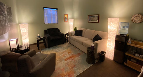 Intuitive Wellness Treatment Room