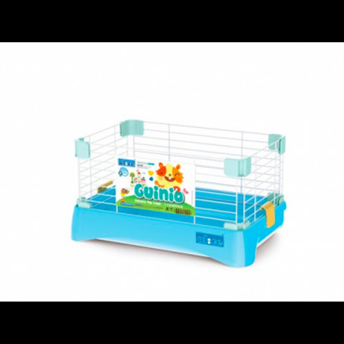 "Alice ""Guinio"" Guinea Pig Cage- Blue"