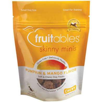 Fruitables Skinny Minis Pumpkin & Mango (5oz) : 2 Packets Deal