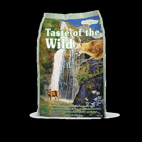 Taste of the wild:Rocky Mountain Dry Food (15 lbs)