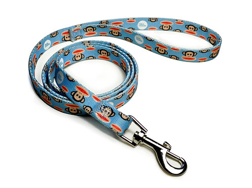 Paul Frank Leash: Signature Julius Blue (S,M)