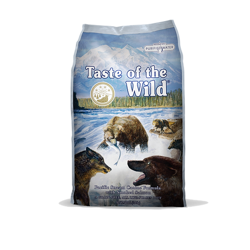 Pets Orbit|Taste of The Wild Salmon| Dog Food