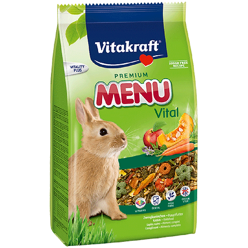 Vitakraft Menu -Rabbit 5 kg
