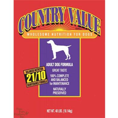 Country Value Adult Dog (50lb) 22.6 kg