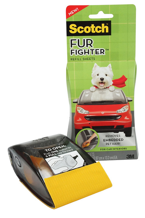 3M Fur Fighter  -Car Interiors: 2 Products Offer