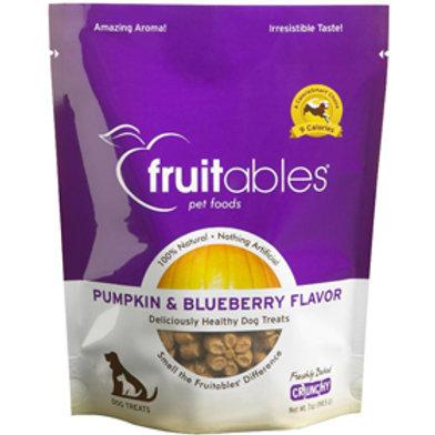 Fruitables Pumpkin&Blueberry(7oz)- 2 Packets Offer