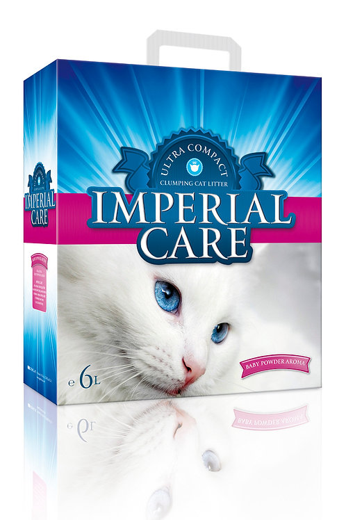 Imperial Care:Baby Powder Aroma Cat Litter(6L Box)