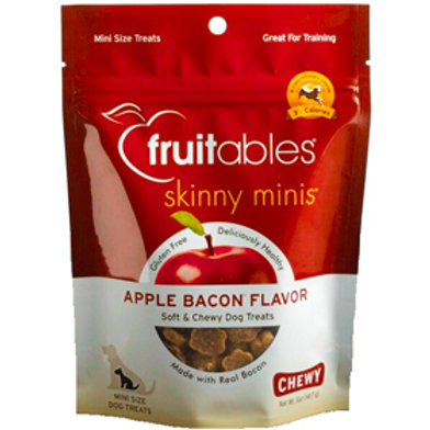 Fruitables Skinny Minis Apple Bacon (5oz)