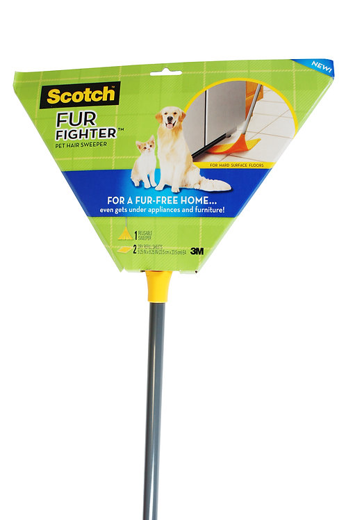 3M Fur Fighter- Pet Hair Sweeper