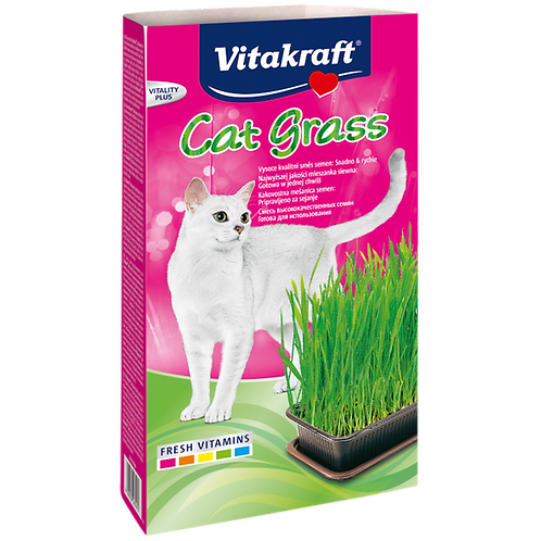 Vitakraft Cat Grass-6 Boxes
