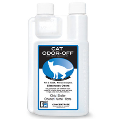 Thornell Cat Odor-Off Concentrate (16oz) :474 ml