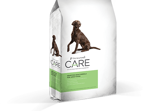 Diamond Care Dog Sensitive Skin Formula 25lbs (11.34 kgs)