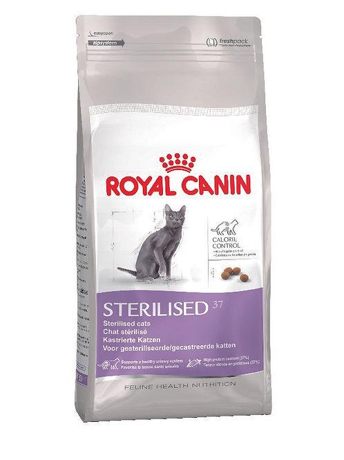 Royal Canin: Sterilized 37 (10 kg)