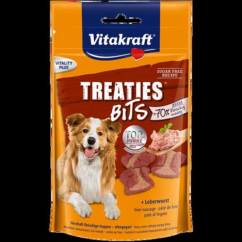 Vitakraft Dog Treaties Bits Liver Sausage 120g x 6
