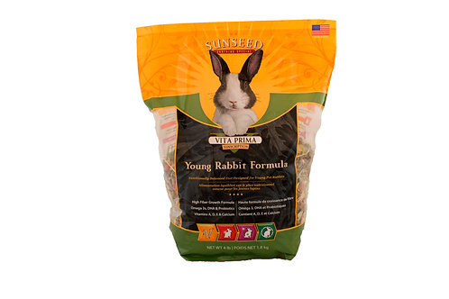 Sunseed:Vita Prima Young Rabbit Formula x 2 Packet