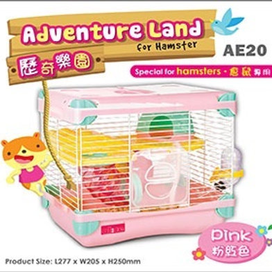 Alice Adventure Land -Hamster Cage- PINK