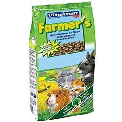 Vitakraft Farmer's Straw Litter 8kg