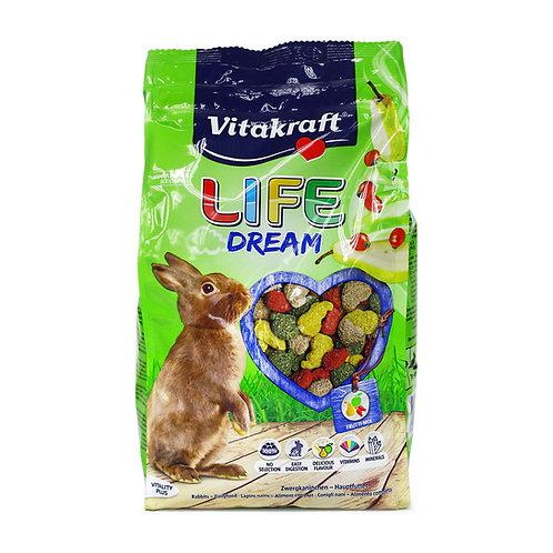 Vitakraft Life Dream-Rabbit 1.8 kg