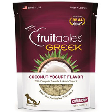Fruitables Greek Coconut Yogurt (7oz): 2 Packets Deal