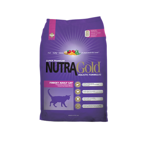NutraGold: Finicky Adult Cat (7.5 kg)