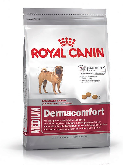 Royal Canin Medium Dermacomfort 24 (10 kg)