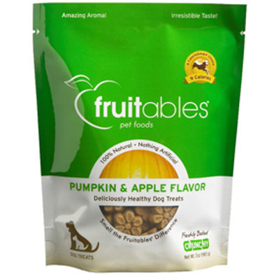 Fruitables Pumpkin & Apple (7oz)- 2 Packets Offer